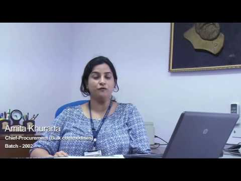Amita Khurana, Chief-Procurement (Bulk Commodities), Tata Steel