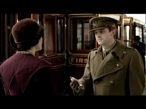 Episode 1, Series 2 - Mary & Matthew, Downton Abbey, Music Video
