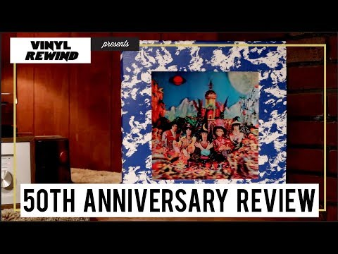 Their Satanic Majesties Request 50th anniversary edition review