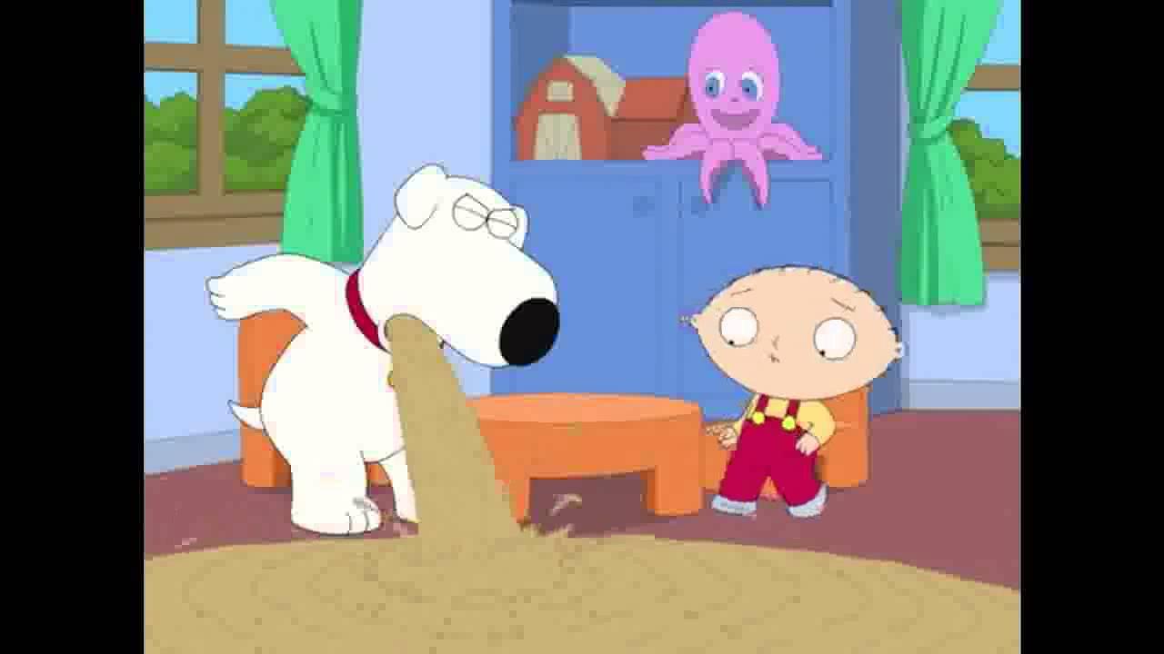 Family Guy Best Puke Joke - YouTube