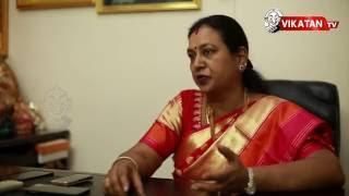 Appreciate Sasikala Pushpa for her boldness - Premalatha Vijayakanth