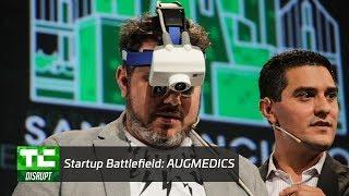 Startup Battlefield Finals: Augmedics | Disrupt SF 2017