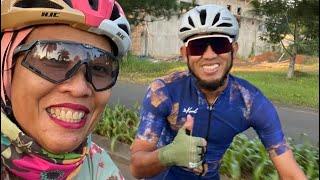 Review Rute Kota Wisata Loop 🔴 Cocok Untuk Latihan Interval & Endurance   Training   Andri Prawata