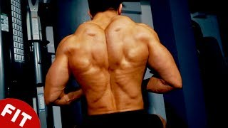 SECRET TO A BIG MASSIVE BACK