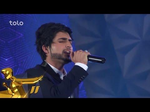 Afghan Star Season 11 - Top 4 Elimination - Mansoor Arian / فصل یازدهم ستاره افغان - منصور آرین