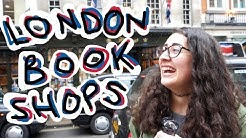 My Favourite Bookshops in London! 🇬🇧