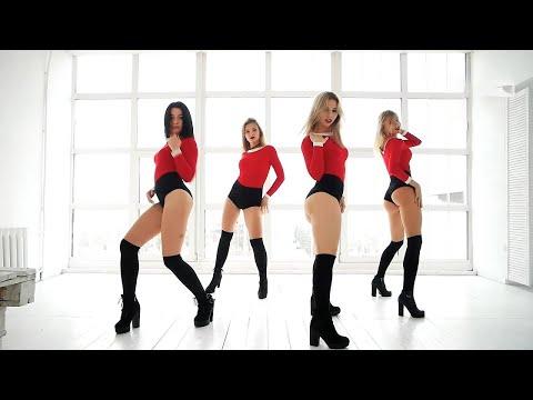 Black Eyed Peas, El Alfa - NO MANANA (Ruslan Rost & Rakurs Remix) ♫ Shuffle Dance Music Video