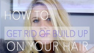 Remove Build-up & Brassy Hair ♥ Keep Blondes Bright Thumbnail
