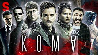 ТРЕШ ОБЗОР фильма КОМА (Защитники 2)