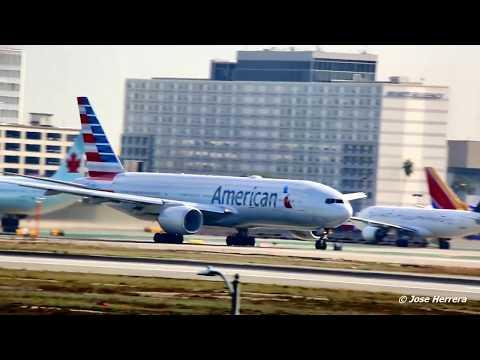 Plane Spotting at LAX