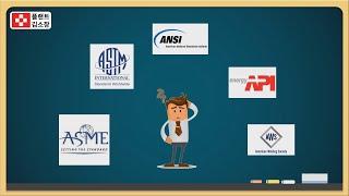 [국제코드] 플랜트 현장 ASME / ASTM / AN…