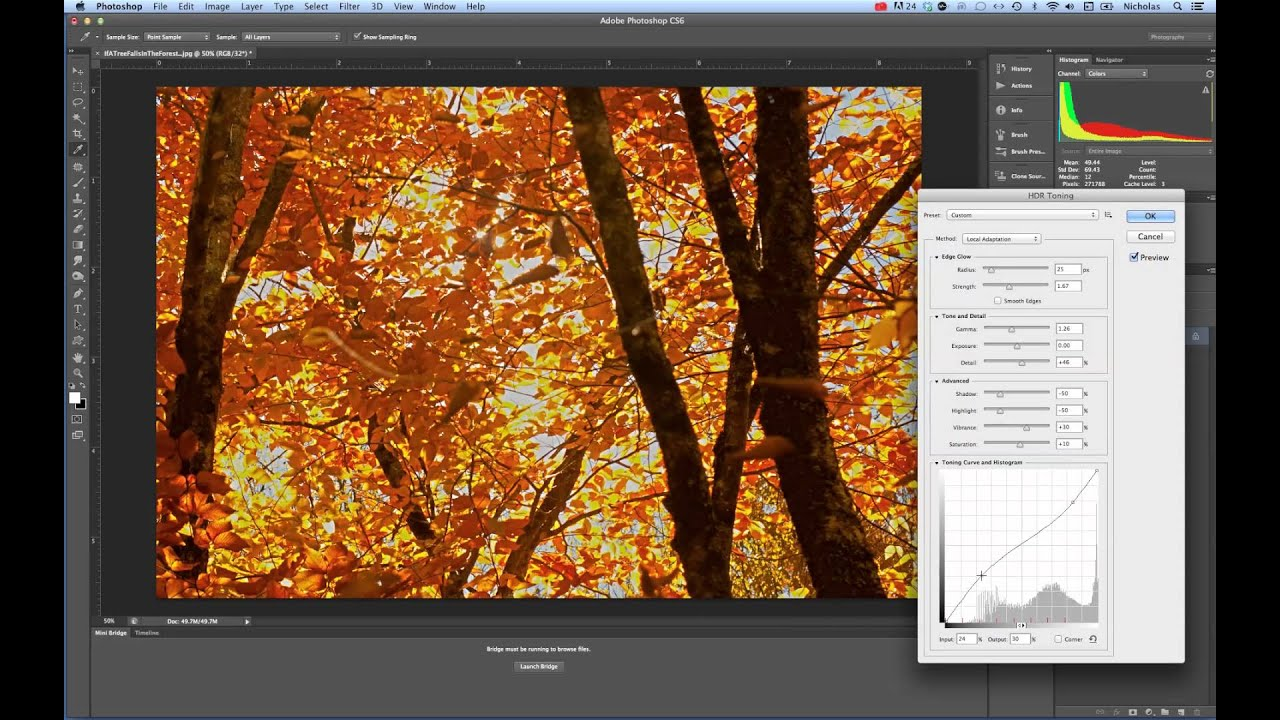 how to add image in photoshop cs6