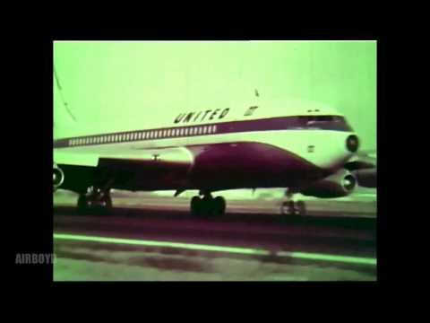 The Airport In The Jet Age - LAX (1962)