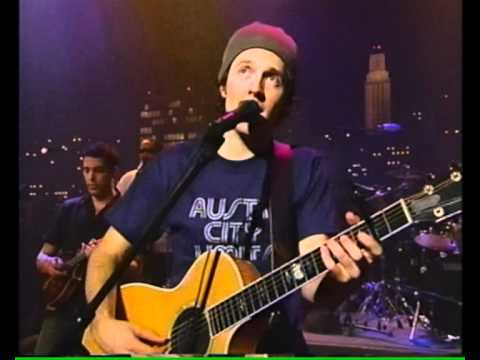 Jason Mraz - Who Needs Shelter (live @ Austin City Limits, 2003)