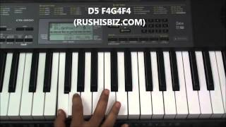 Mouna Ragam Tutorials - BGM - Theme Music