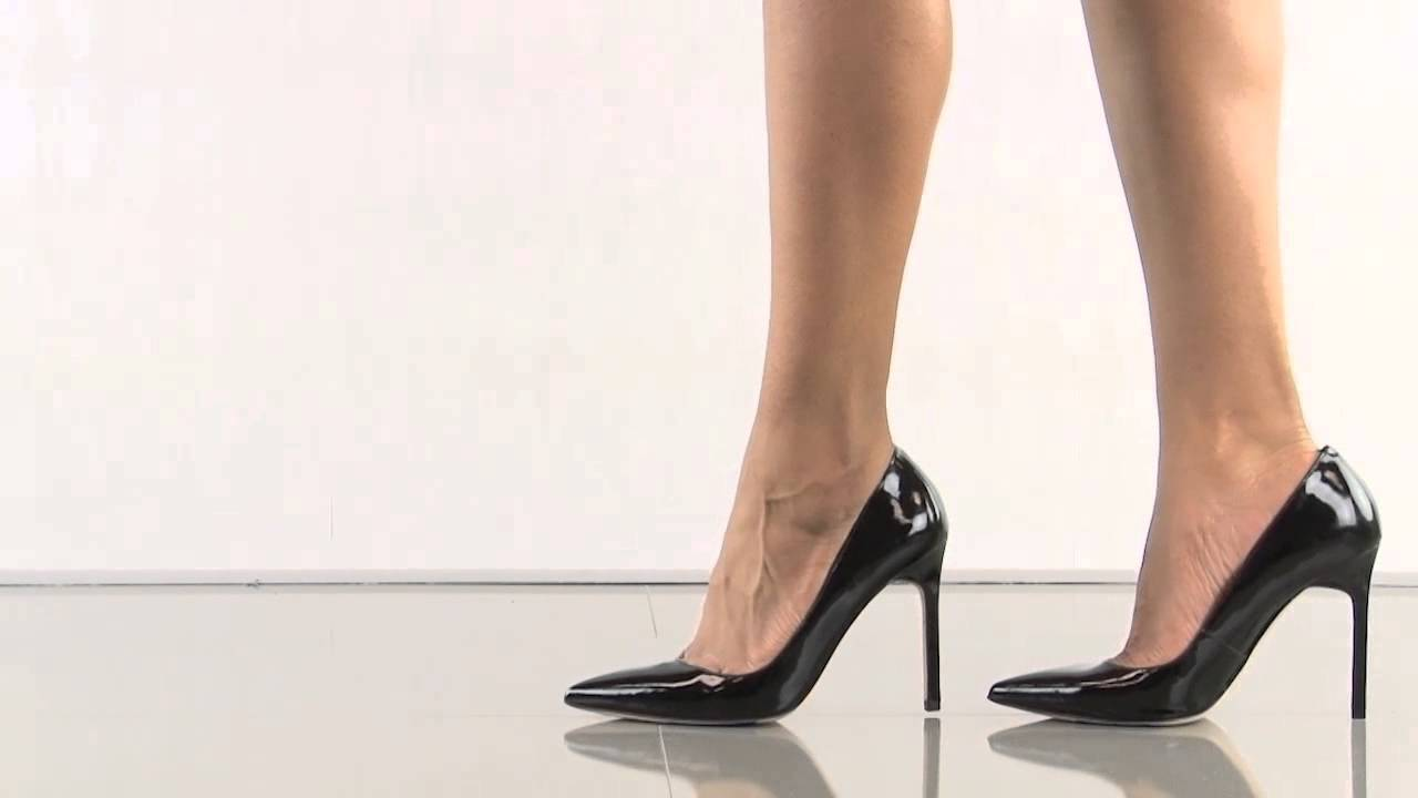 Carra in Black Patent ... Ivanka Trump Shoes