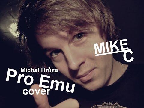 ''Michal Hrůza - Pro Emu'' Cover