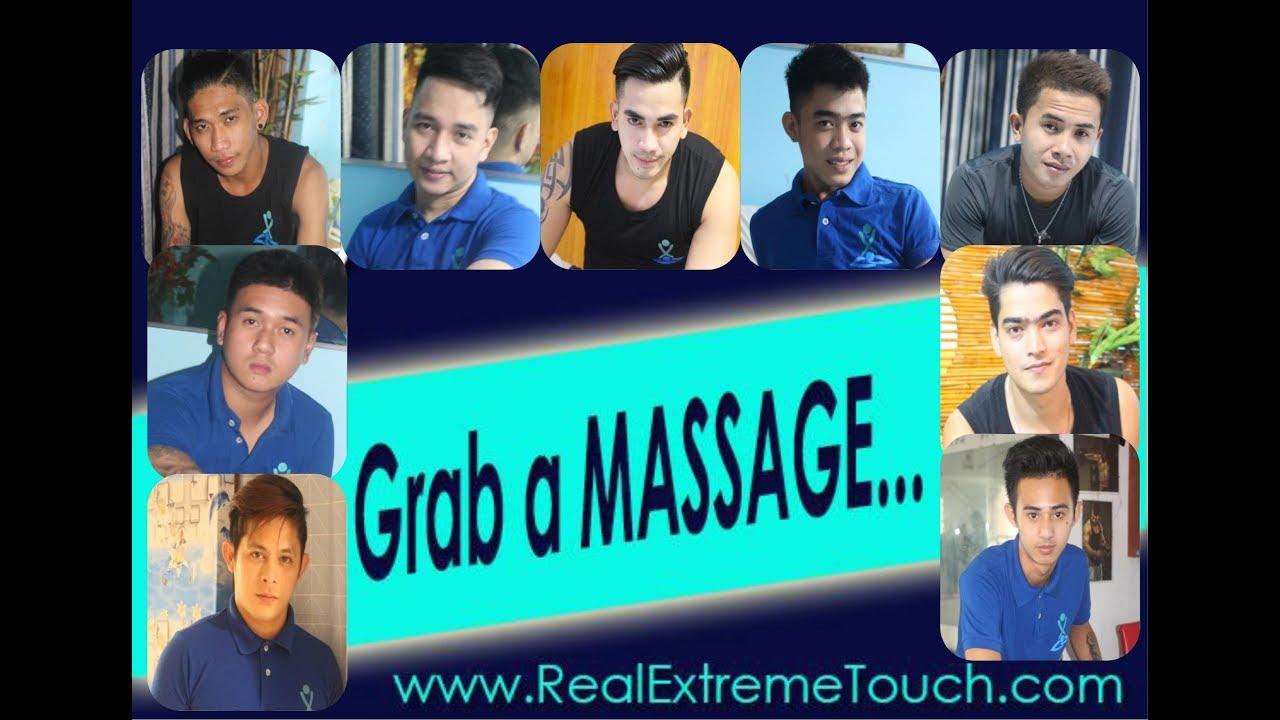 Massage manila male Manila Gay