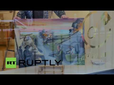 "UK: Human cost of Kiev's ""anti-terror operation"" shown at London photo exhibit"