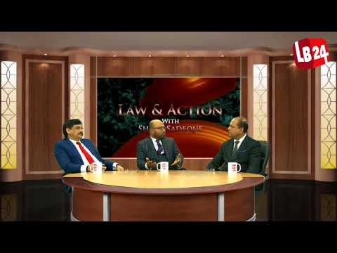 Law & Action | Episode 01 |