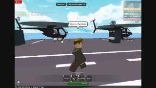 roblox MFO: Naval Traning Video
