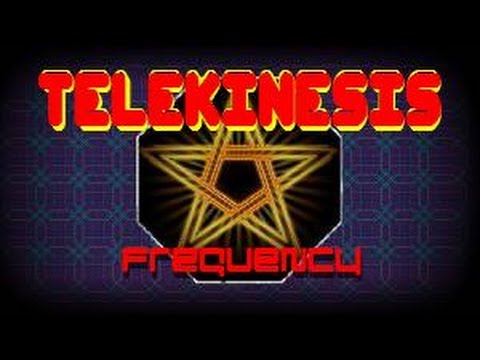 Telekinesis Frequency - Channeled Binaural Beat from the Future 2050