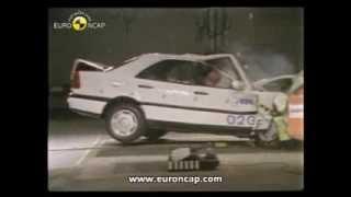 Gambar cover Mercedes-Benz w202 crash-test