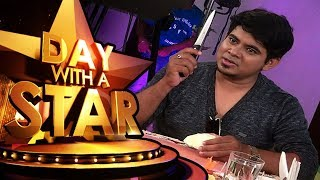 Day with a Star | Tariq Aziz - Odia Playback Singer | Celeb Chat Show | Tarang Music