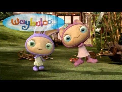 Waybuloo Pipling Cheebies Dance Youtube