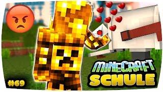 MINECRAFT SCHULE: LIEBESBRIEF VON MORPHEUS AN JASMIN!!! 😡 | Minecraft Roleplay • #69