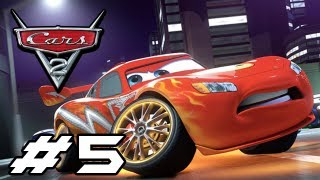 Cars 2 The Video-Game - Part 5 - Max Speed (HD Gameplay Walkthrough)