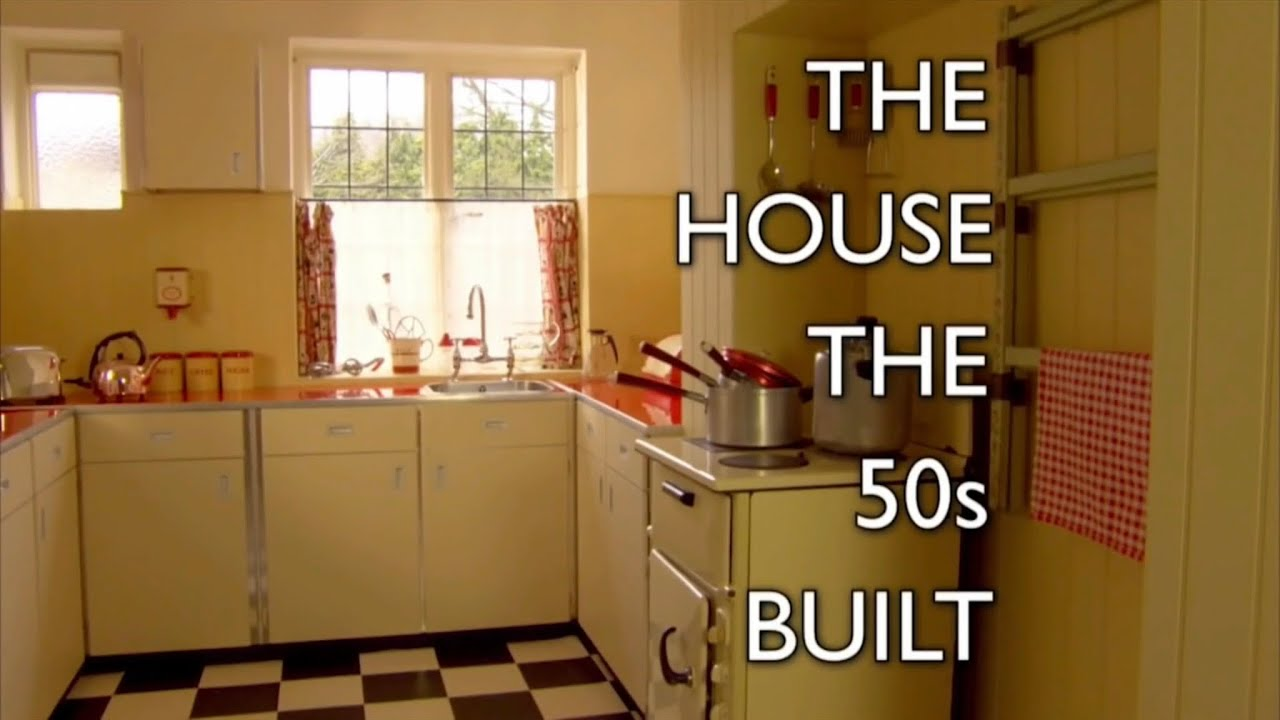 2014: The House The 50s Built - The Laundry Day Cut
