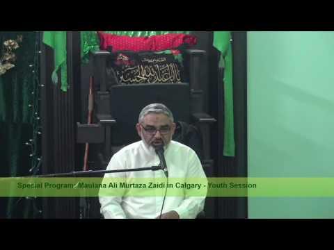 Hussaini Association of Calgary Live Stream