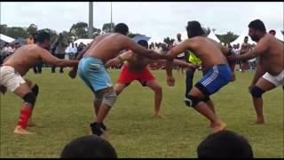 Exclusive Final day of Brisbane Sikh Games Kabaddi 2016 - Live Radio Haanji 1674AM