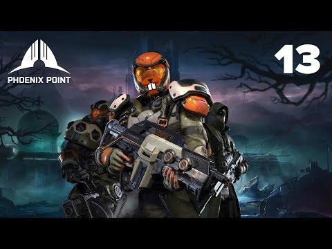 Phoenix Point с Майкером 13 часть