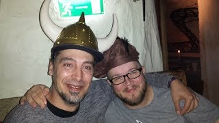 Crazy Viking Party With Iskall - Minecraft Creators Summit  2017 - Day 2