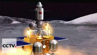 Основне завдання ''Чан'е-5'' - доставка на Землю зразків місячних порід