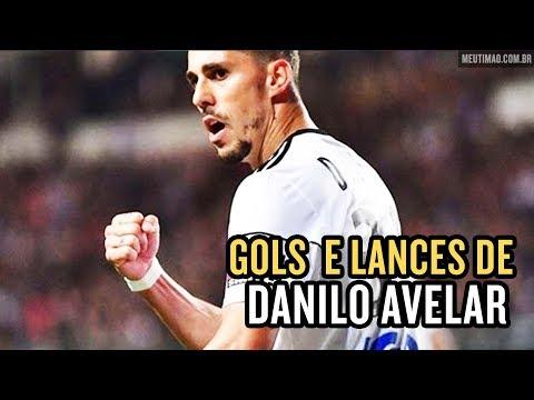 Gols e lances de Danilo Avelar, novo reforço do Corinthians