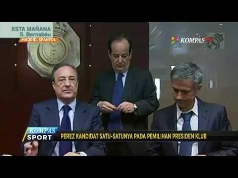 Inilah Peluang Florentino Perez Jadi Presiden Real Madrid