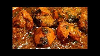 Chicken Tikka Gravy(English Subtitles) - Easy Cook with Food Junction