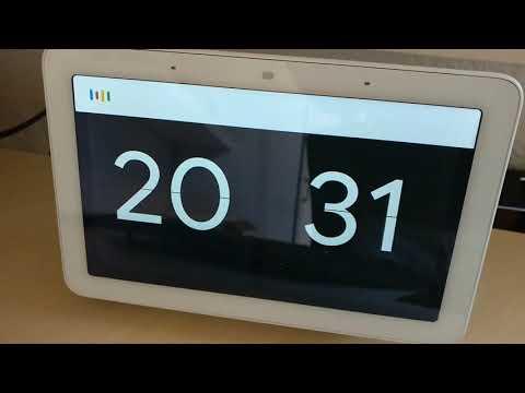 Google Home Hub nu på dansk