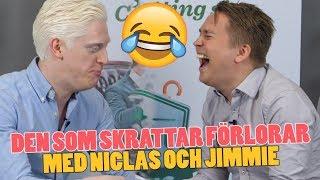 Den som skrattar förlorar #12 - Dåliga skämt och ordvitsar med Niclas och Jimmie