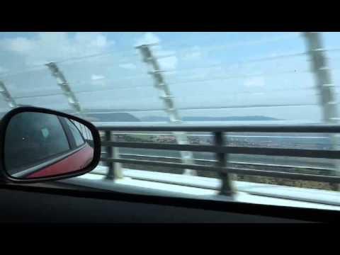 フランス ミヨー橋   Millau Viaduct・ bridge