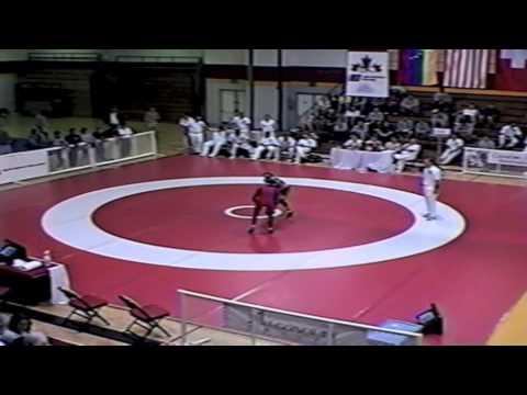1999 Canada Cup: 56 kg Nelisa Romero (VEN) vs. Sara McMann (USA)