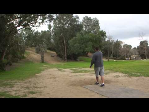 Central Park Disc Golf Course In Huntington Beach, CA