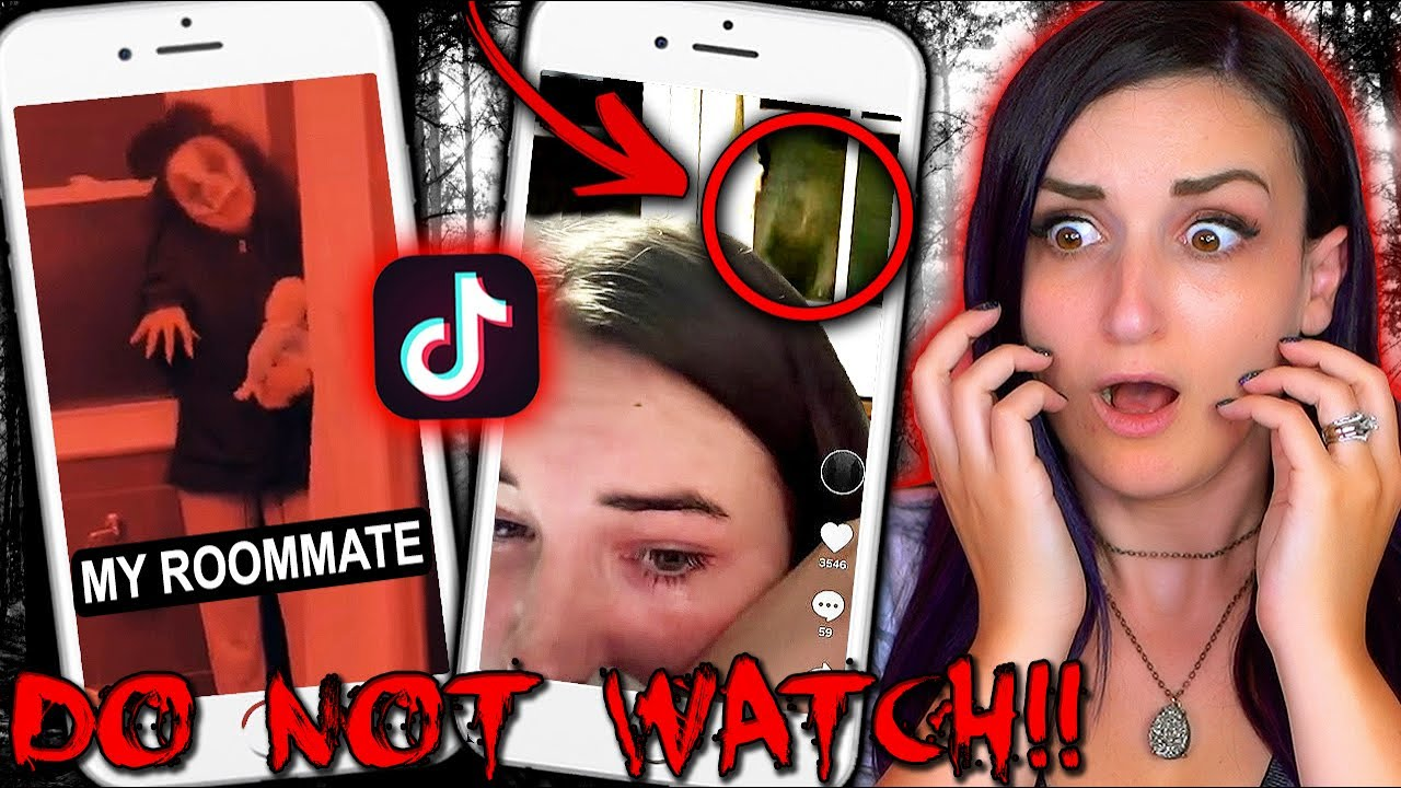 3 More HAUNTED TikTok Accounts You Should NEVER Watch