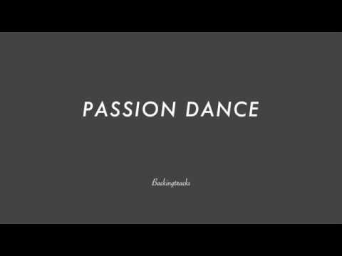 PASSION DANCE chord progression - Backing Track Play Along Jazz Standard Bible 2 Guitar
