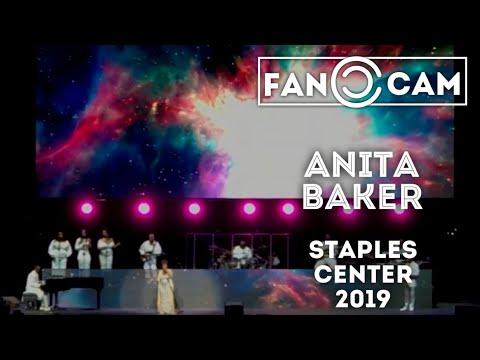 Anita Baker Farewell Concert At Staples Center