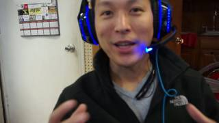 Beexcellent Gaming Headset,2017 Newest GM-2 Gaming Headphone