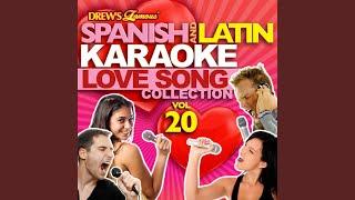 Lágrimas de Escarcha (Karaoke Version)